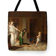 The Children's Quarrel Tote Bag