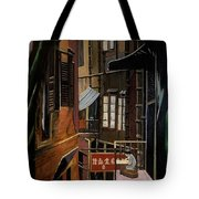 The Chinese Painter Tote Bag