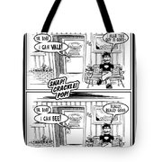 The Chiropractor Tote Bag