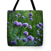 The Chive Patch Tote Bag