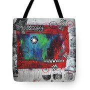 The Chosen One Tote Bag by Kate Word