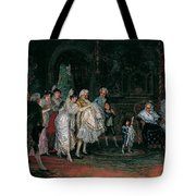 The Christening Tote Bag