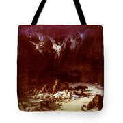 The Christian Martyrs Tote Bag