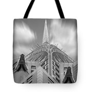 The Chrysler Building 2 Tote Bag by Mike McGlothlen
