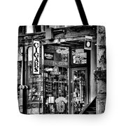 The Cigar Store Tote Bag