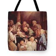 The Circumcision Of The Child Jesus 1640 Tote Bag