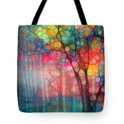 The Circus Tree Tote Bag