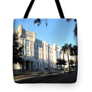 The Citadel In Charleston IIi Tote Bag