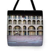 The Citadel In Charleston Iv Tote Bag