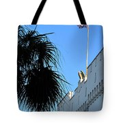 The Citadel In Charleston Tote Bag