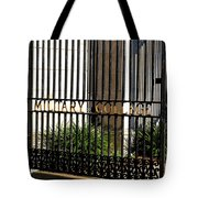 The Citadel In Charleston V Tote Bag