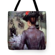 The City Atlas Tote Bag by Sidney Starr