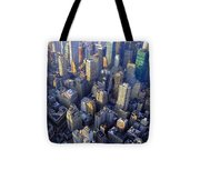 The City II Tote Bag