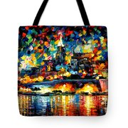 The City Of Valetta - Malta Tote Bag
