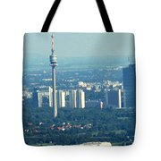 The City Of Vienna Austria Tote Bag