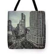 The City Shuffle Tote Bag