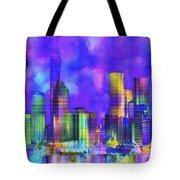 The City  Sydney Tote Bag