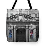 The Civic Opera House Tote Bag