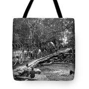 The Civil War: Soldiers Tote Bag