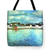 The Claddagh Galway Tote Bag