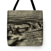 The Classic 1958 Chris Craft Tote Bag