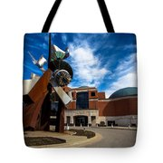 The Clay Center Tote Bag