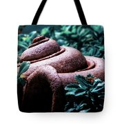 The Clay Horn Tote Bag