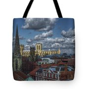 The Clifford Tower View Tote Bag
