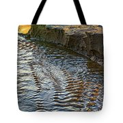 The Cliffs Of Sauble Tote Bag