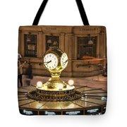 The Clock Tote Bag