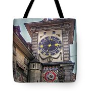 The Clock Of Clocks Tote Bag