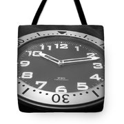 The Clock Tote Bag