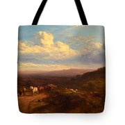 The Close Of The Day Tote Bag