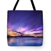 The Cloud Factory 2 Tote Bag