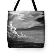 The Cloud Tote Bag by Silvia Ganora