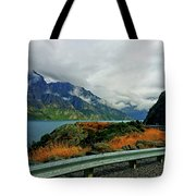 The Clouds Roll In Tote Bag