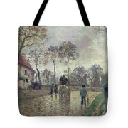 The Coach To Louveciennes Tote Bag