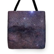 The Coalsack And Jewel Box Cluster Tote Bag