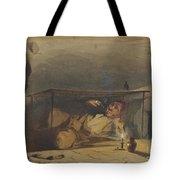 The Cobbler Tote Bag