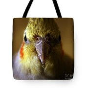 The Cockatiel Tote Bag
