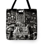 The Cockpit Tote Bag