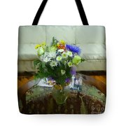 The Coffee Table Tote Bag