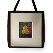The Cold Accusative Pear Tote Bag