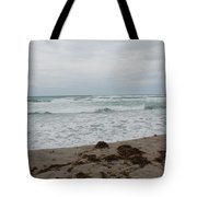 The Cold Sea Tote Bag