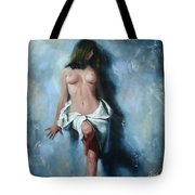 The Cold Senses Tote Bag by Sergey Ignatenko