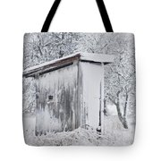 The Coldest Fifty Yard Dash Tote Bag