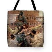 The Coliseum Tote Bag