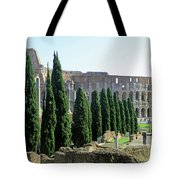 The Coliseum Tote Bag