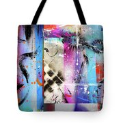The Collage  Tote Bag