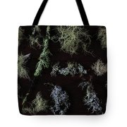 The Collection Of Lichens Tote Bag